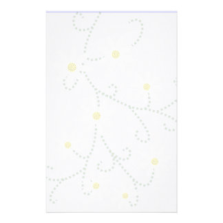 Daisies Stationery-Floral Customised Stationery