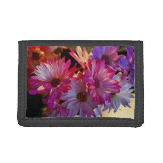 Daisies Trifold Wallets