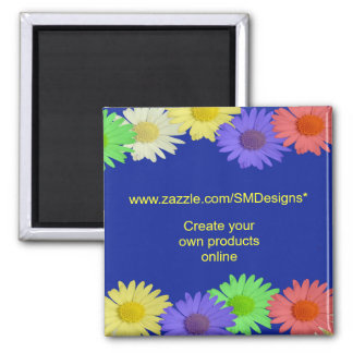Daisy-3 - Customizable Magnet