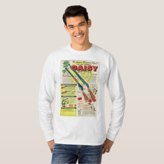 Daisy Air Rifle 1955 AD Red Ryder T-Shirt