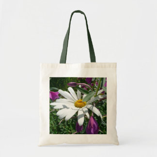 Daisy and Fireweed Tote Bag