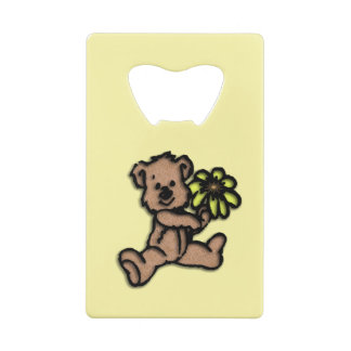 Daisy Bear Design Yellow