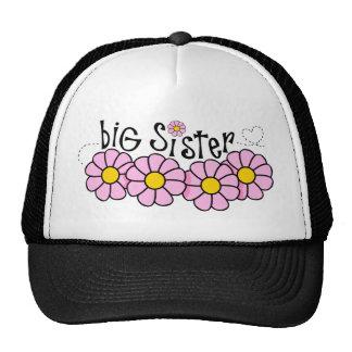 Daisy Big Sis Mesh Hats