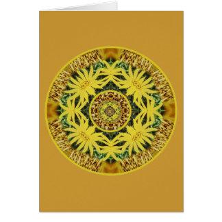 Daisy Bliss Solar Plexus Chakra Card