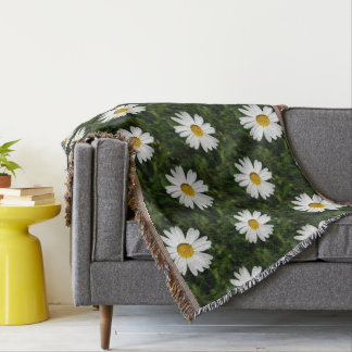 Daisy Bloom seamless pattern + your ideas