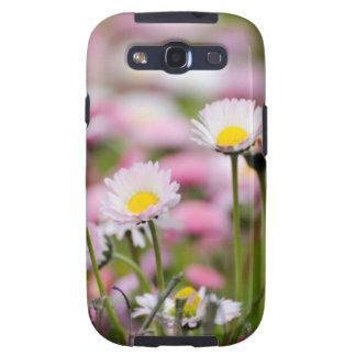 Daisy Blossoms Elegant  Romantic  Wedding Parties Galaxy S3 Case