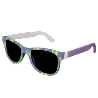 Daisy Blue by Bannik Designs Sunglasses