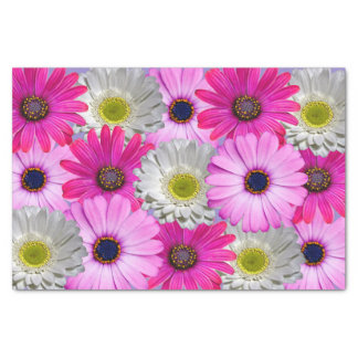 Daisy Bouquet Tissue Paper