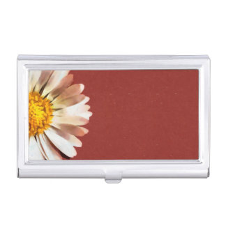 Daisy Business Card Holder