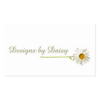 Daisy Business Cards
