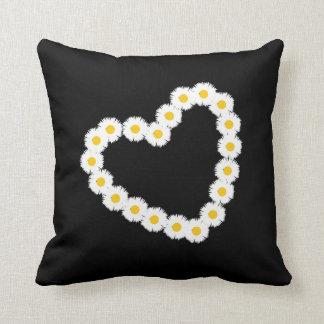 Daisy Chain Print Cushion