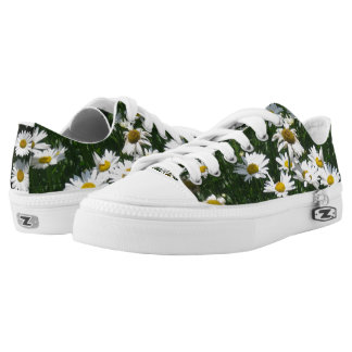 Daisy Daisies Printed Shoes