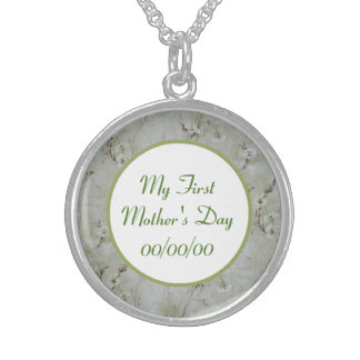 Daisy Dawn Sterling Silver Necklace