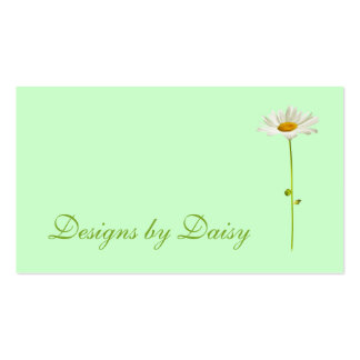 Daisy Design Pack Of Standard Business Cards