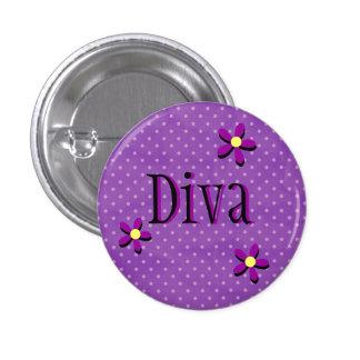 Daisy Diva Button