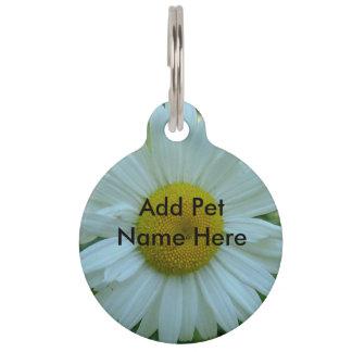Daisy Dog Tag- Large Pet Name Tag