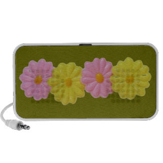 Daisy Doodle - Moss Green Speaker System