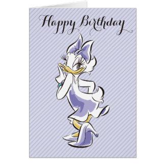 Daisy Duck | Sweet Like Sugar Card