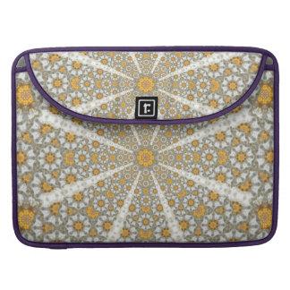 Daisy Fields Mandala MacBook Pro Sleeve