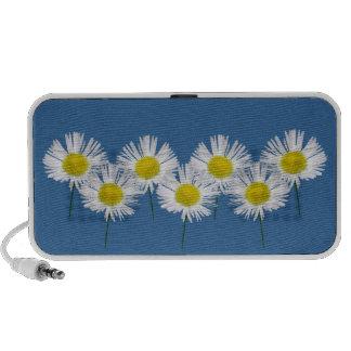 Daisy Fleabanes iPod Speaker