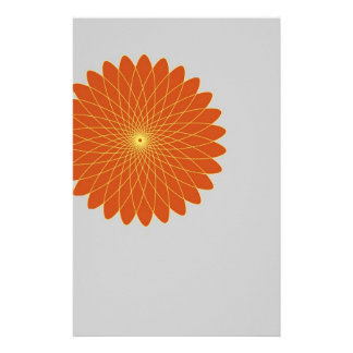 Daisy flora Beautiful Graphic Color Customize Styl Personalized Stationery