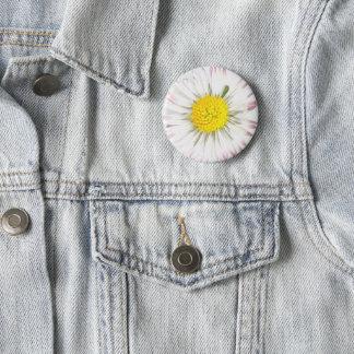 Daisy Flower Badge