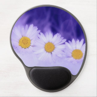 Daisy Flower Gel Mouse Pads