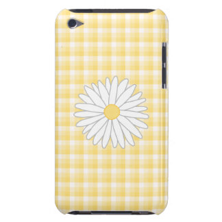 Daisy Flower in Yellow and White. iPod Touch Cases