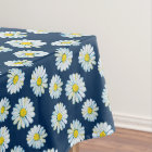 Daisy flower pattern - floral pattern tablecloth