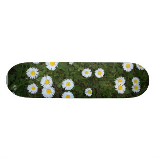 Daisy Flower Skateboard