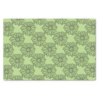 Daisy Flower Tissue Paper