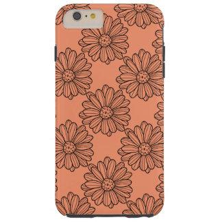 Daisy Flower Tough iPhone 6 Plus Case