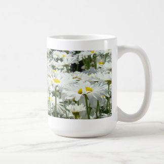 Daisy Flowers Coffee Cup Mugs Holiday Gifts
