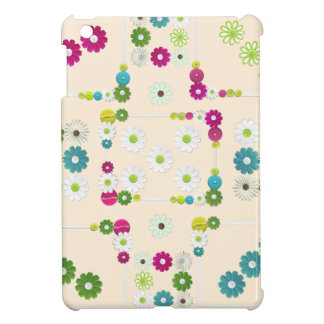 Daisy Garden iPad Mini Cover