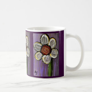 Daisy in Purple - mug