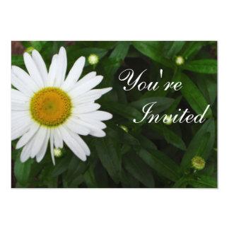 Daisy Invitation