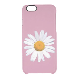 Daisy iPhone 6/6S Clear Case