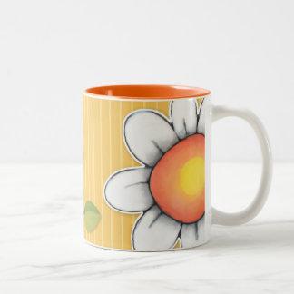 Daisy Joy yellow Mug