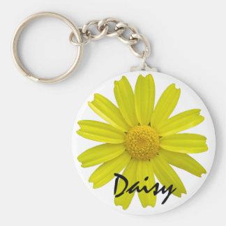 Daisy Keychain