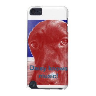 Daisy Knows Music iPod Touch (5th Generation) Cover