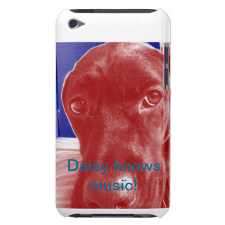 Daisy Knows Music iPod Case-Mate Cases