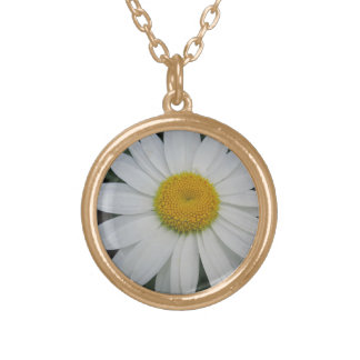 Daisy Love Gold Plated Necklace