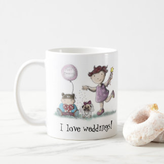 Daisy Loves Weddings Coffee Mug
