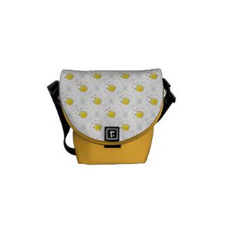 Daisy Mini Messenger Bag