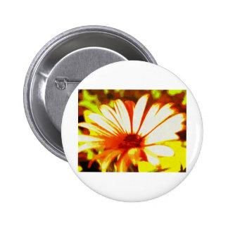 Daisy on Fire Buttons