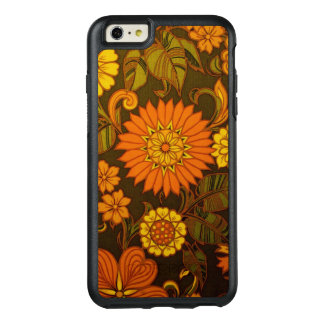 Daisy Orange Design OtterBox iPhone 6/6s Plus Case