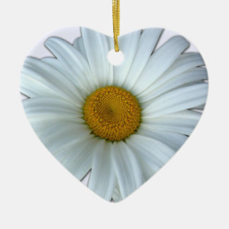 Daisy Ornament Personalized Christmas Decoration
