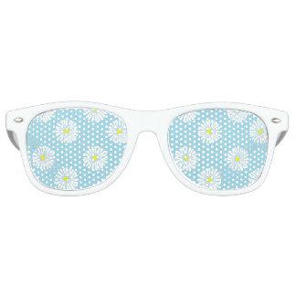 Daisy Pattern Sunglasses
