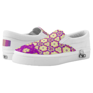 Daisy Printed Shoes