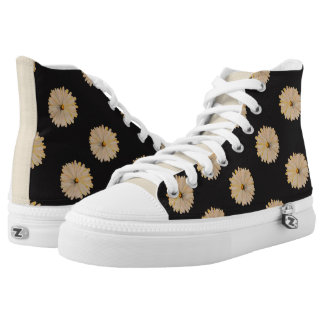 Daisy Shoes Printed Shoes